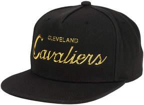 Mitchell & Ness Cleveland Cavaliers Metallic Tempered Snapback Cap