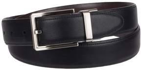 Croft & Barrow Men's Reversible Feather-Edge Textured Belt