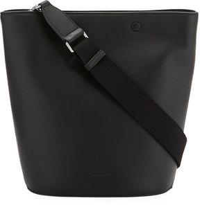 Steven Alan Rhys Leather Bucket Bag, Black