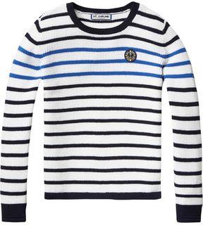 Scotch & Soda Breton Striped Sweater