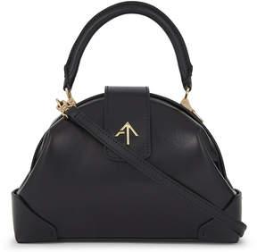 Atelier Manu Demi leather cross-body bag