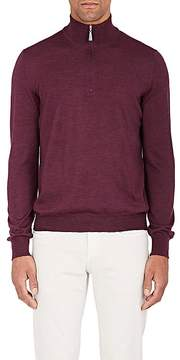 Barneys New York Men's Wool Mock Turtleneck Sweater