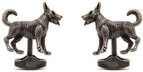 Tateossian Mechanical dog cufflinks