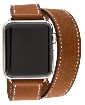 Apple X Hermès Series 2 Double Tour Watch