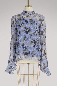Erdem Lindsey long sleeved blouse