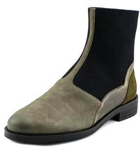 Elie Tahari Blake Women Round Toe Leather Boot.