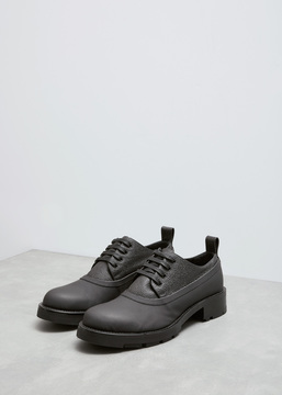 Marni Black Covered Derby