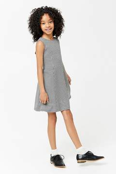 Forever 21 Girls Houndstooth Dress (Kids)