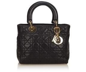 Christian Dior Vintage Cannage Lady Handbag
