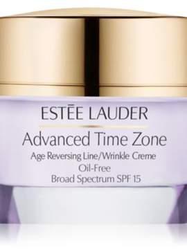 Estee Lauder Advanced Time Zone Age Reversing Line/Wrinkle Creme Oil-Free Broad Spectrum SPF 15/1.7 oz.