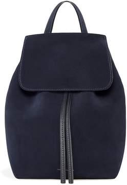 Mansur Gavriel Suede Mini Backpack