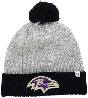 '47 Baltimore Ravens Coverage Knit Hat