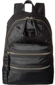 Marc Jacobs Nylon Biker Backpack Backpack Bags - BLACK 1 - STYLE