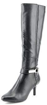Alfani Jemsey Synthetic Knee High Boot.