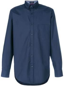 Paul & Shark button-down collar shirt