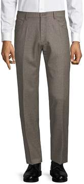 Zanella Men's Classic Wool Pants