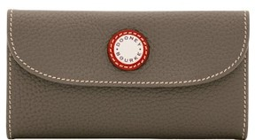 Dooney & Bourke Cambridge Continental Clutch Wallet - TAUPE - STYLE
