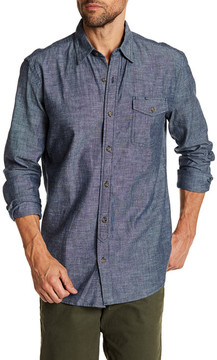 Joe Fresh Chambray Standard Fit Shirt