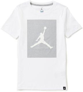 Jordan Big Boys 8-20 Jumpman Short-Sleeve Tee