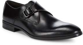 Bruno Magli Men's Regale Leather Monk-Strap Dress Shoes