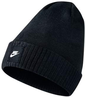 Nike Unisex Brand Official Beanie Hat Black One Size