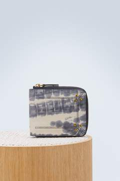 Jerome Dreyfuss Denis lambskin wallet
