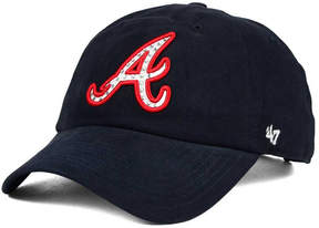 '47 Atlanta Braves Gemstone Clean Up Cap