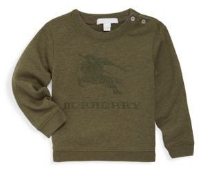 Burberry Baby's & Toddler's Cotton Sweatshirt