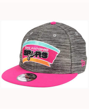 New Era San Antonio Spurs Blurred Trick 9FIFTY Snapback Cap