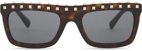 Valentino Va4010 square-frame sunglasses