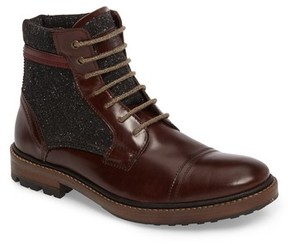 Ted Baker Men's Ruulen Cap Toe Boot