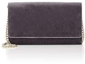 Barneys New York Women's Velvet Chain Wallet
