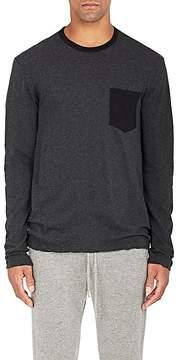 James Perse Men's Contrast-Pocket Cotton T-Shirt