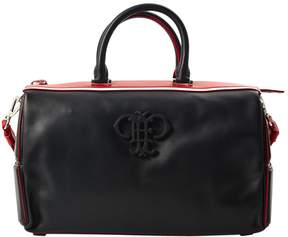 Emilio Pucci Leather bowling bag
