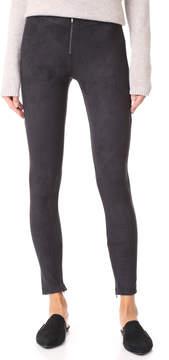 David Lerner Front Zip Leggings