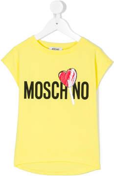 Moschino Kids logo T-shirt