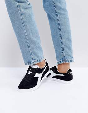 Diadora B.Original Sneakers In Black