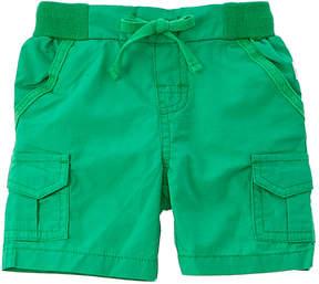 Chicco Boys' Green Cargo Short