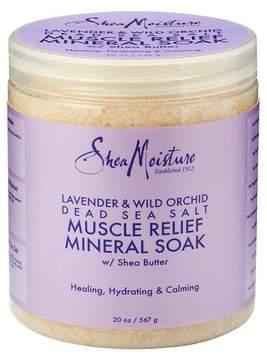 SheaMoisture Lavender & Wild Orchid Bath Soak 20 oz