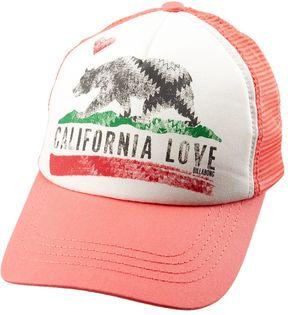 Billabong Girls' Pitstop Trucker Hat 8149820