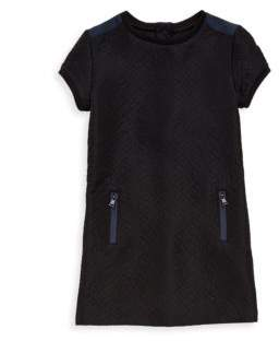 Karl Lagerfeld Toddler's, Little Girl's & Girl's Jacquard Quilted Dress