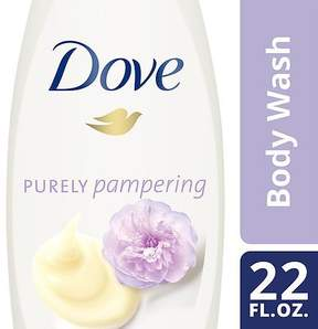 Dove Purely Pampering Body Wash Sweet Cream and Peony