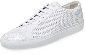 Common Projects Men's Perforated Original Achilles Sneaker