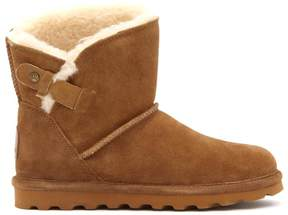 BearPaw Margaery Suede Boot with NeverWet