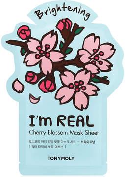 Tony Moly Tonymoly I'm Real Sheet Mask - Cherry Blossom (Brightening)