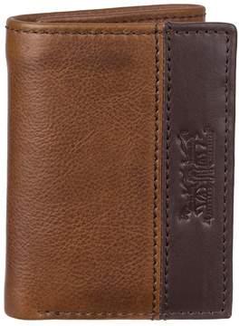 Levi's Men's Leather Trifold Wallet