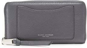 Marc Jacobs Recruit Standard Continental Wallet - SHADOW - STYLE