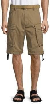 G Star Rovic Qane Belt Cargo Shorts