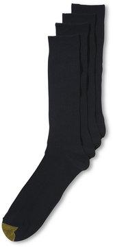 Gold Toe Men's Socks, Dress Rib 4 Pack, Created for Macy's