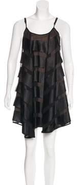 Camilla And Marc Tiered Sleeveless Dress